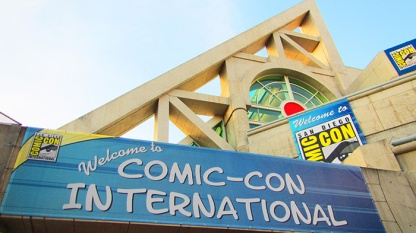 Comic-Con-building