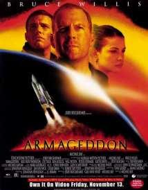 Old Skool - Armageddon - Poster