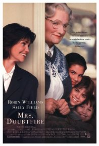 _Old Skool - Mrs. Doubtfire - Poster_