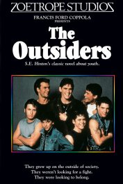 Old Skool - The Outsiders - Poster