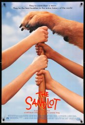 _Old Skool - The Sandlot - Poster_
