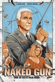 Old Skool - The naked gun - Poster