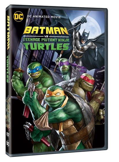 BvsTMNT-DVD 3D