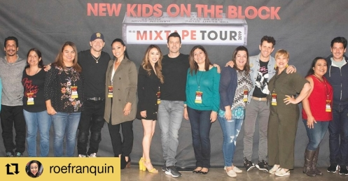 new kids on the block hershey