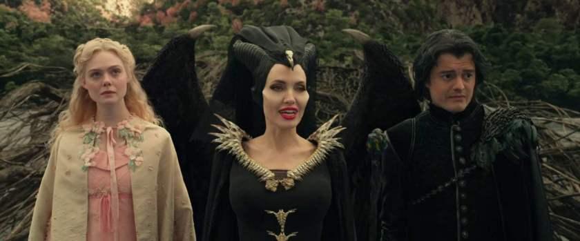 Maleficent Banner 2