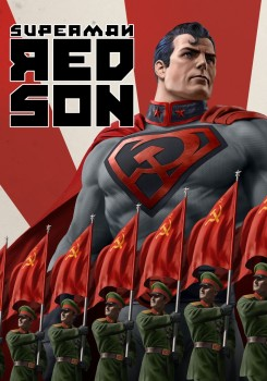 Superman - Red Son Poster
